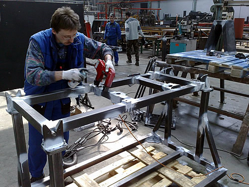 Non-destructive material testing services